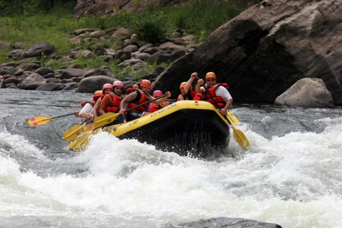 water activty, sri lanka, water rafting