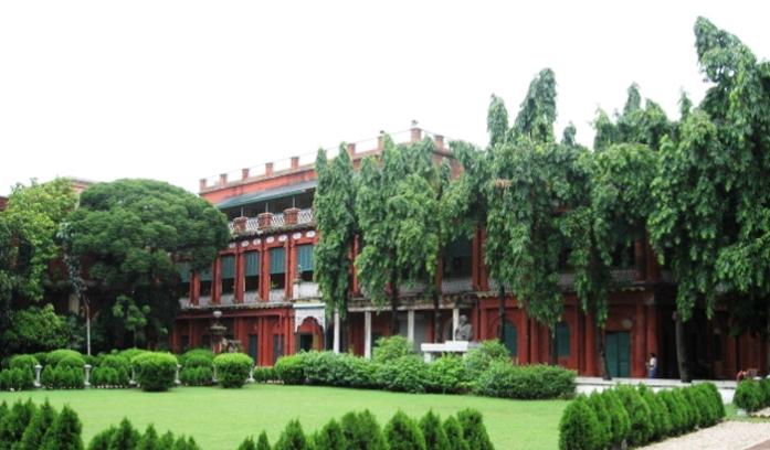 tagore house, india, calcutta