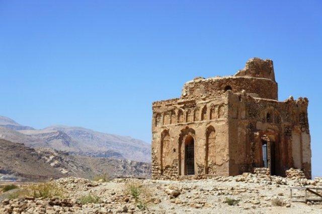qalhat, oman, ruins, lady maryam