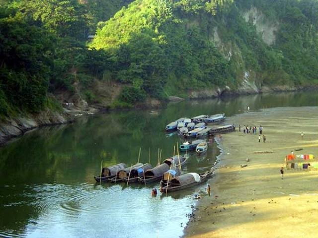 sangu river, india, bangladesh
