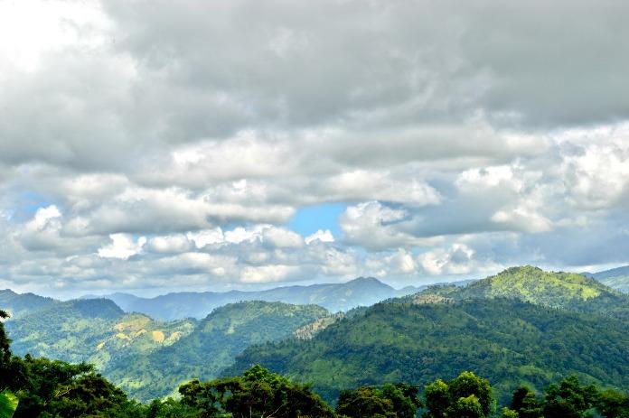 keokradong, highest peak, india, bangladesh