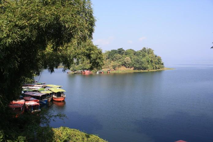 rangamati, india, bangladesh, kaptai lake