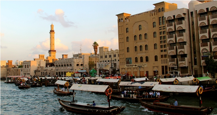 dubai, creek, uae