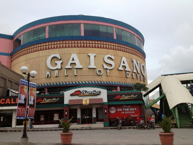shopping mall, gaisano mall, davao, philippines