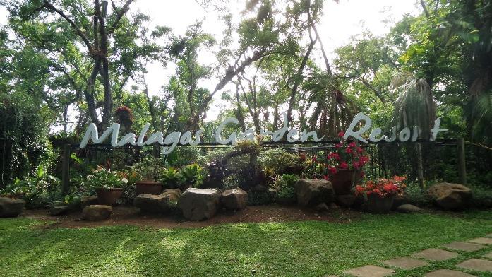 garden resort, davao, philippines