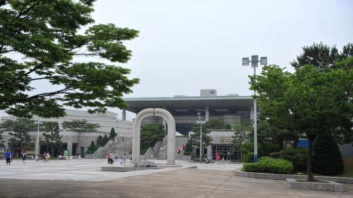 arts centre, incheon, korea