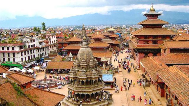 durbar square, nepal, kathmandu