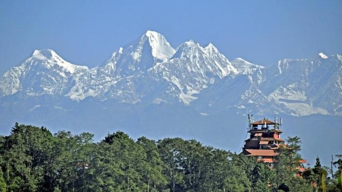 nagarkot,trekking, nepal, kathmandu