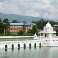 rani pokhari, pond in kathmandu, nepal