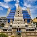 iskcon, temple, bangalore, india