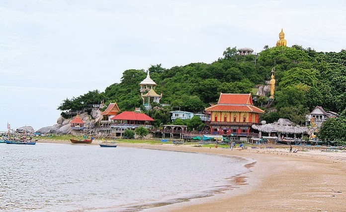 khao tao, thailand, hua hin, cha-am