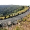 sangumburi crater, south korea, jeju