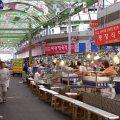 dongdaemun market, seoul, korea