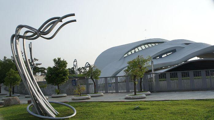 amphitheater, taiwan, taichung