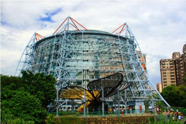 museum, taiwan, taichung