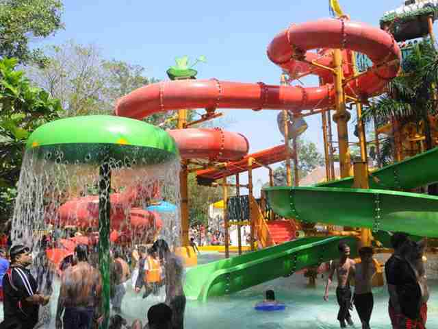 essel world, water park, india, mumbai