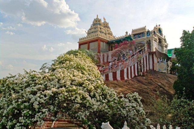 ragi gudda anjaneya, india, bangalore