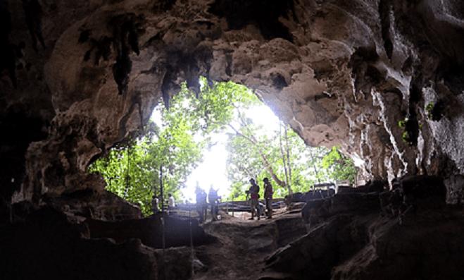 tabon caves, palawan, philippines