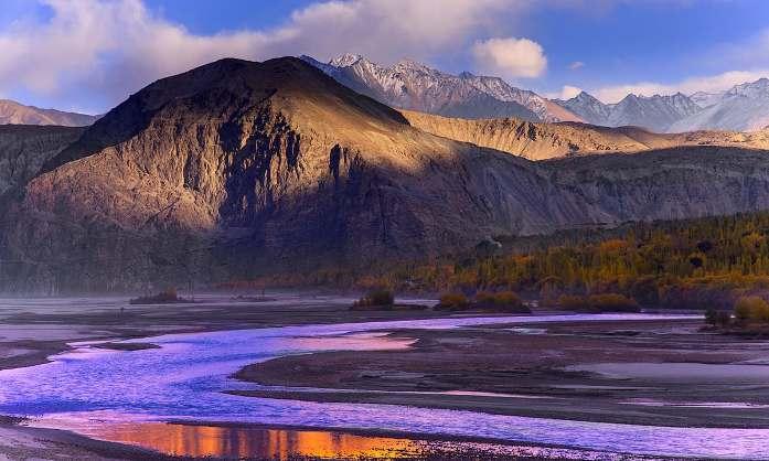 skardu pakistan, braldu river