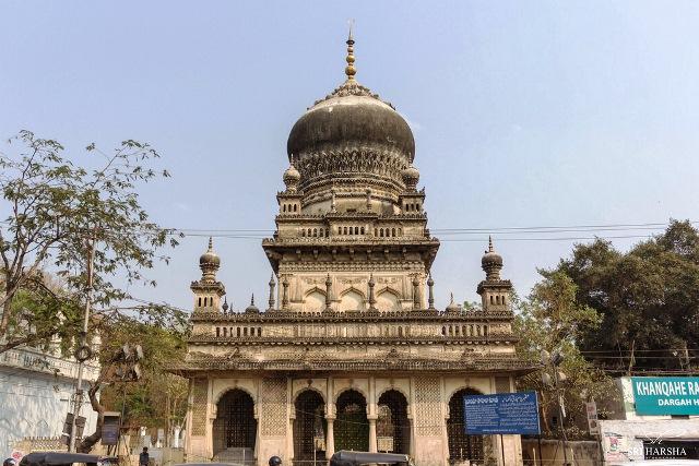 sayedani maa tomb, india, hyderabad