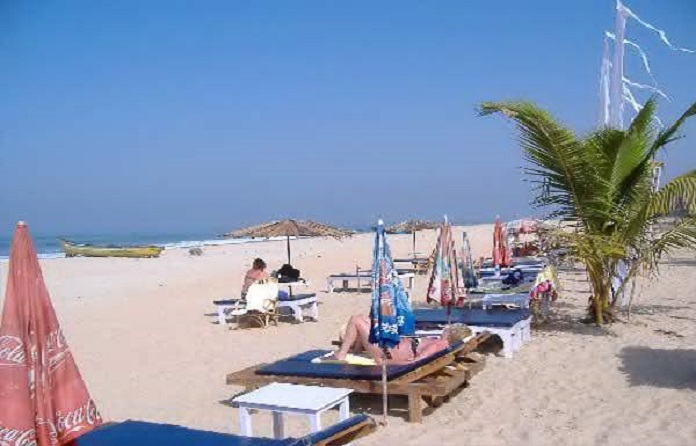 varca beach, goa, india