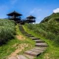 caoling trail, taiwan, yilan