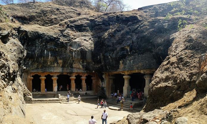 mumbai caves, elephanta