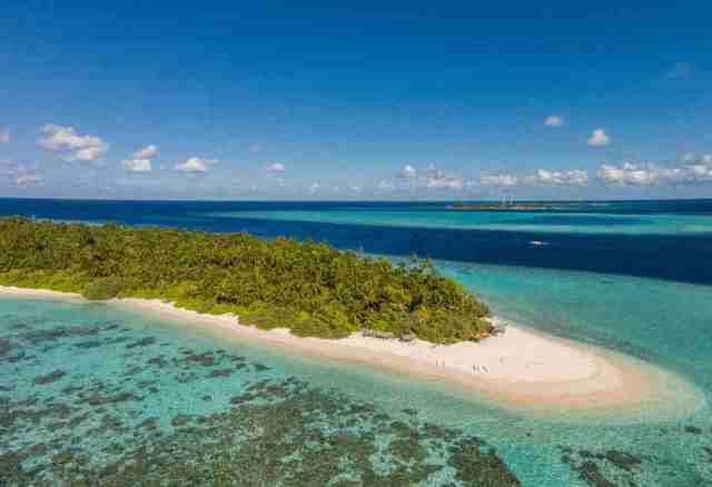 thinadhoo, maldives