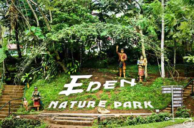 davao, eden mountain resort