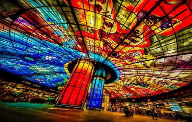 dome of light,kaohsiung,taiwan