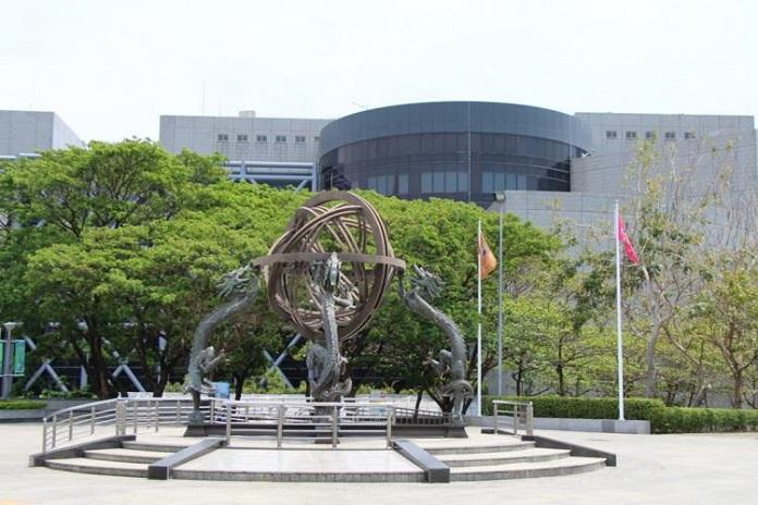 technology museum, kaohsiung, taiwan