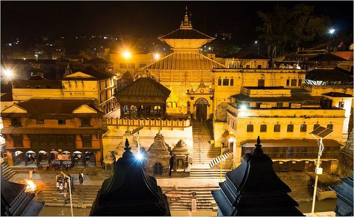 pashupatinath,kathmandu, nepal