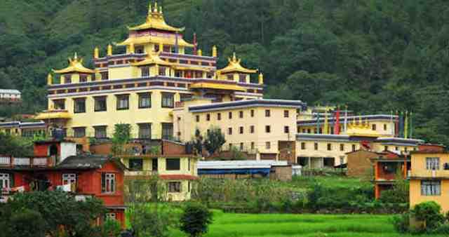 pharping,kathmandu, nepal