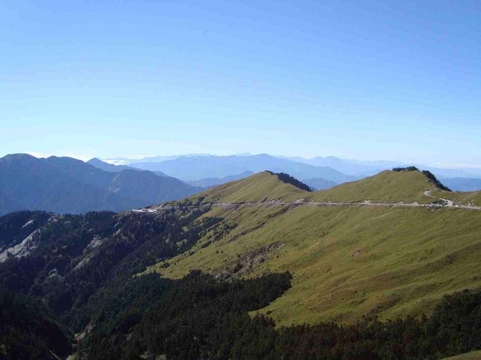 hehuanshan-national forest recreation area