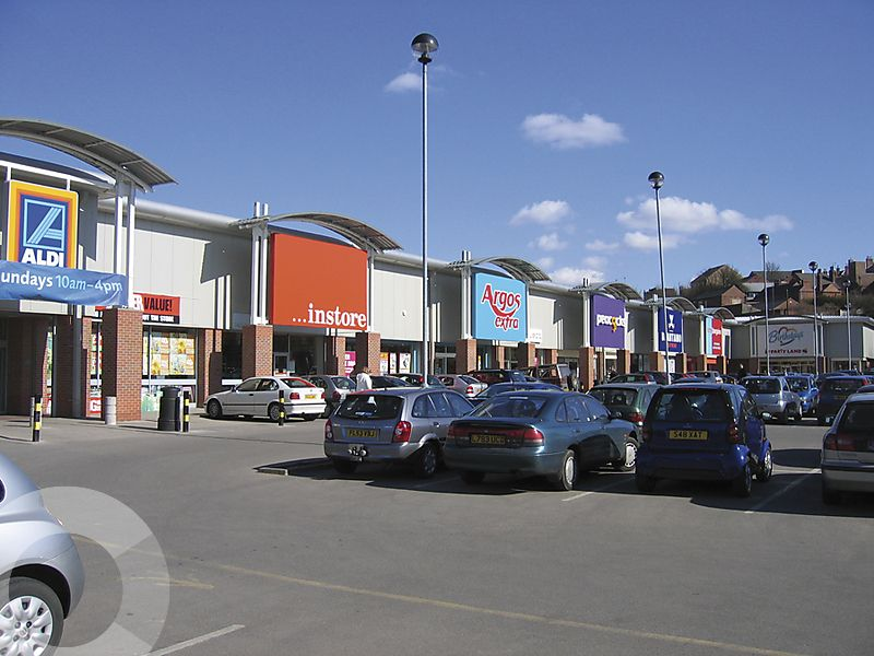 Cushman  Wakefield  Out of Town Retail  Heanor Retail