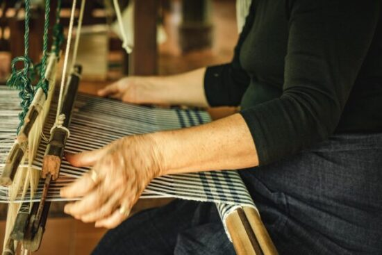 weaving, hand, carpet