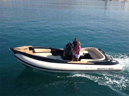 Speed Boat transfer concierge croatia luxury offers