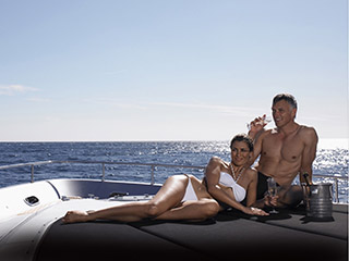 Freedom Luxury Yacht Charter Croatia with Croatia Concierge Cusmanich