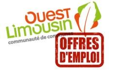 Ouest Limousin : offre d'emploi