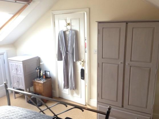 Bedroom Set in situ