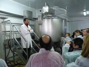 Visita a la quesería Caprilac (13)