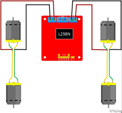 small resolution of raspberry pi remote controlled car with a raspberry pi dc motor wiring