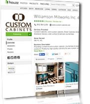 Custom Cabinets Houzz