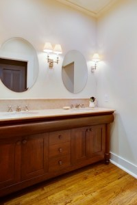 Classic Bathroom Cabinets - 1