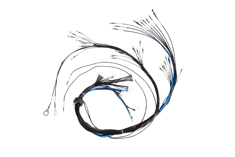 We supply a wide range of custom wiring harnesses. Wiring