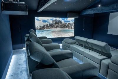salle cinéma privée D3
