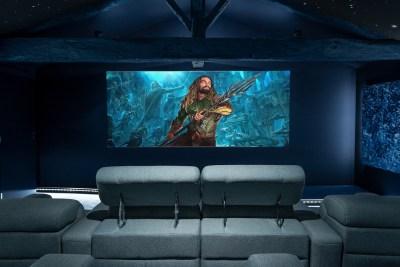salle cinéma privée D4