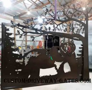 driveway-gate-bear-tree-plasma-cut-by-jdr-metal-art-2016
