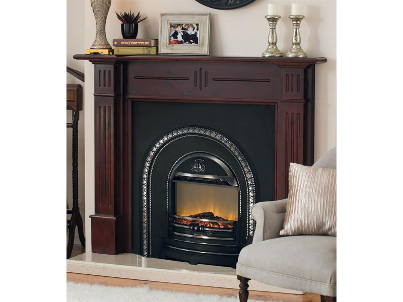 Refurbished electric fireplace inserts on CustomFireplace Quality electric gas and wood