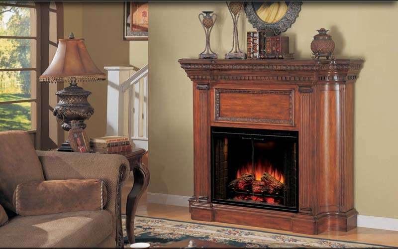 Pyromaster electric fireplace on CustomFireplace Quality electric gas and wood fireplaces and